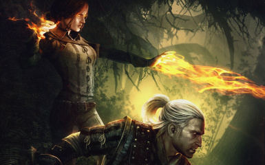 Sociopathic Witcher 2 Save File TW 2 SAVE