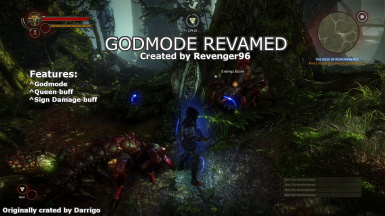 Godmode Revamped