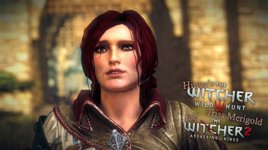 Hiuuz's The Witcher III Triss Merigold for The Witcher 2