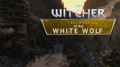 Farewell of the White Wolf