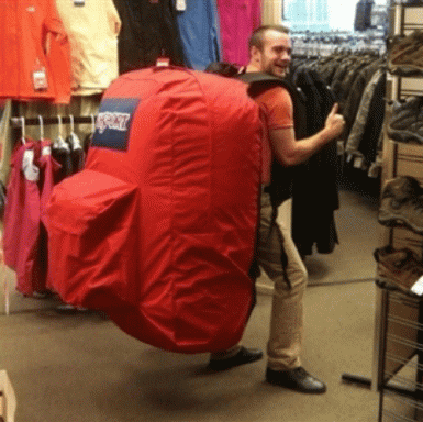 Massive Backpack
