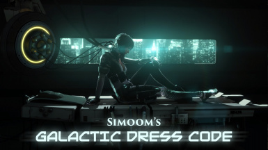 Simoom's Galactic Dress Code - NPC Appearance Overhaul