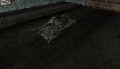 M8A1 Forest Camo