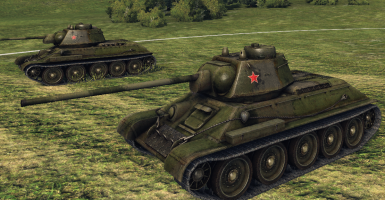 The World of Tanks Tank Rework for 9-0