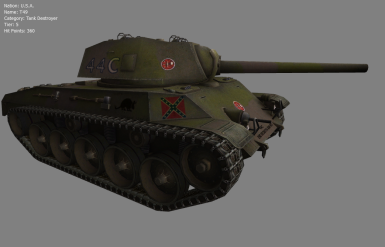 T49 Tank Destroyer