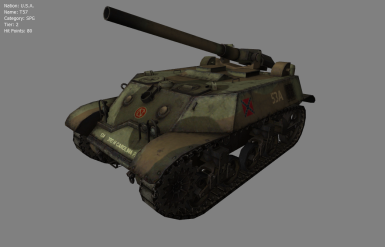 T57 SPG of the CSA