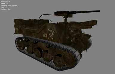 T82 TD of the CSA
