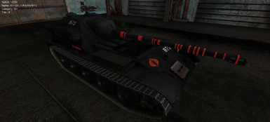 SU-101 - URALMASH-1 - Cobra Black