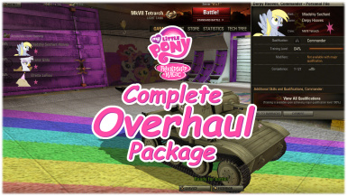 0_9_3___My Little Pony Overhaul Package