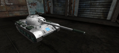 T-34-2 - United Nations