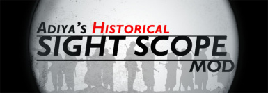 Historical Sight Scope Mod
