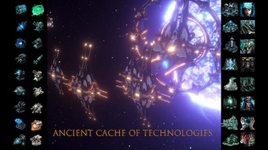 Ancient Cache of Technologies -  Megastructures (2.4 'Lee')