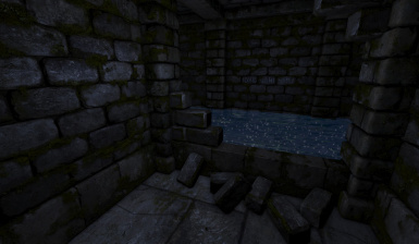 Flooded Dungeon