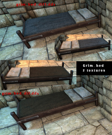 Grimrock Bed