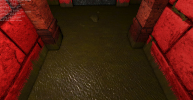 New Sewer floor texture