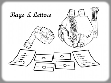 Bags and Letters