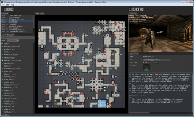 Editor shot from level 4 -Archives-