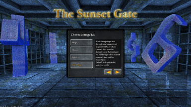 The Sunset Gate