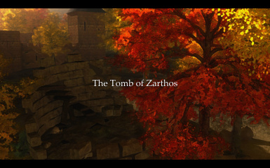 The Tomb of Zarthos