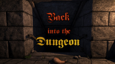 Back into the Dungeon