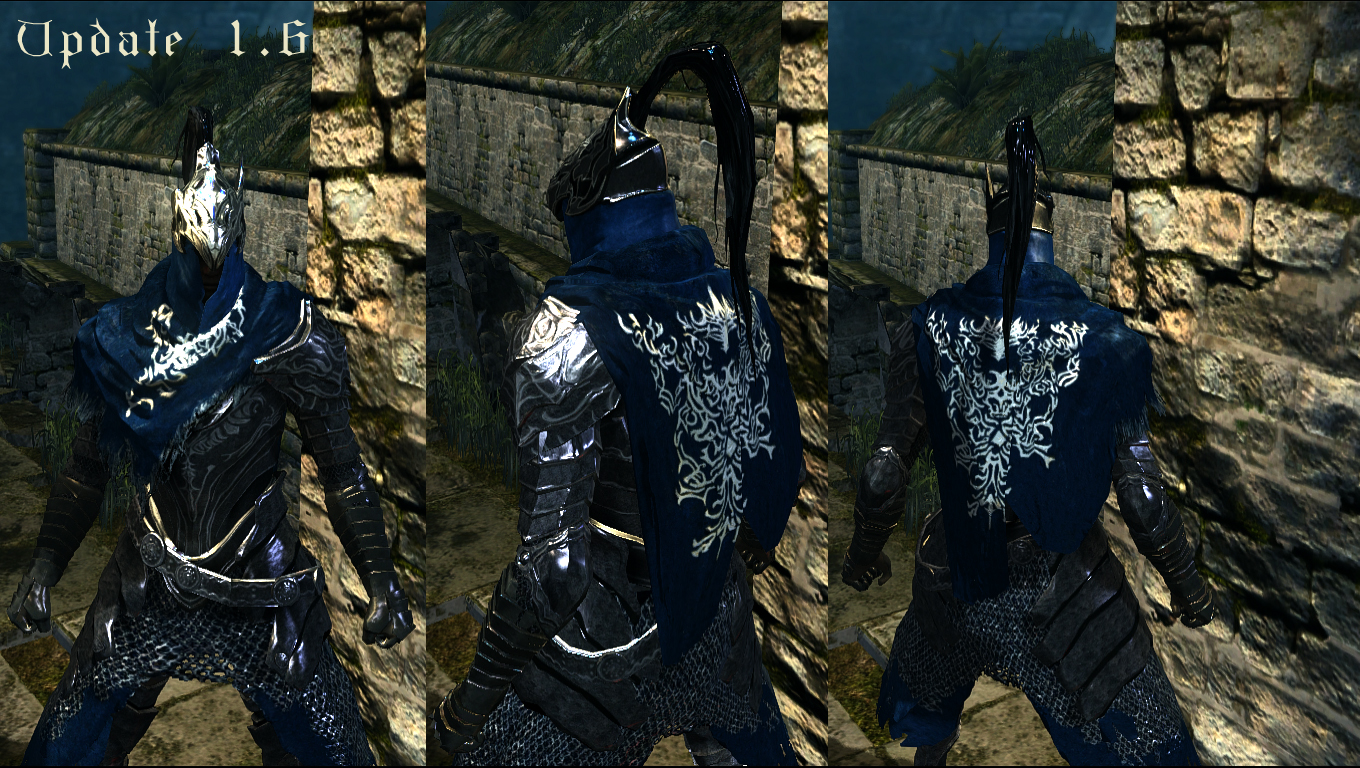 Artorias Armor Restored at Dark Souls Nexus - mods and community