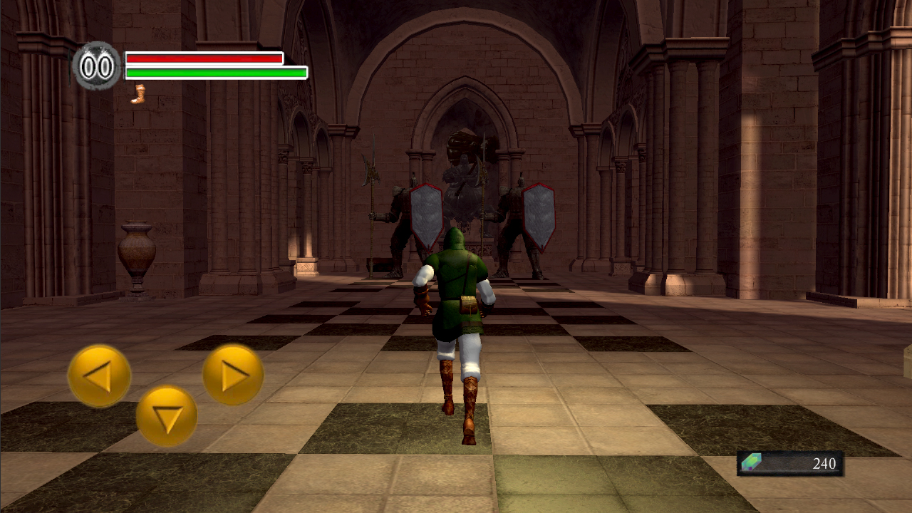 Zelda Ocarina of Time UI at Dark Souls Nexus - mods and