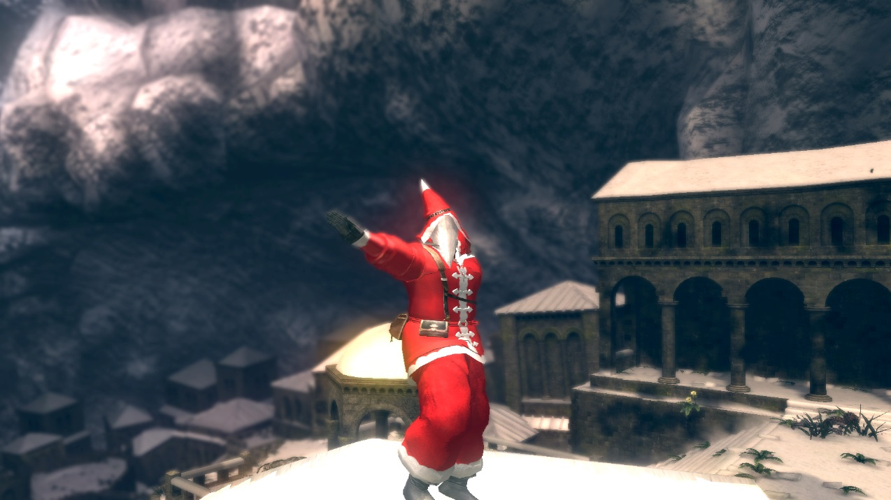 Santa Claus and Winter Township at Dark Souls Nexus - mods and ...