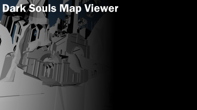 Dark Souls Map Viewer (DSMV) at Dark Souls Nexus - mods and community