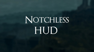 Notchless HUD