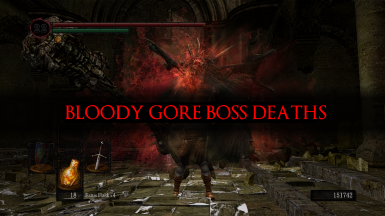 Bloody Gore Boss Deaths