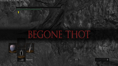 Begone Thot Death Screen