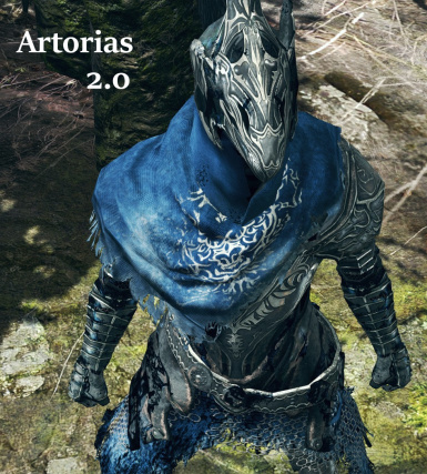 Knight Artorias Remaster 2K