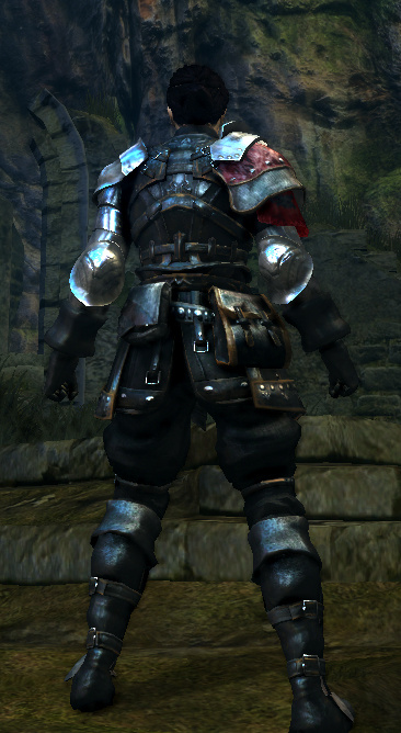 Black Hard Leather Recolor
