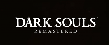 Darksouls Remastered intro