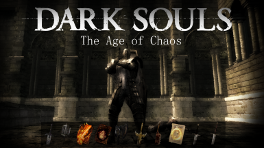 Dark Souls The Age of Chaos
