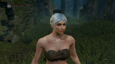 Mule Savefile - Ciri Look-Alike