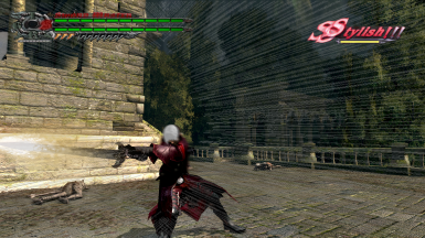 Devil may cry Dante character pack