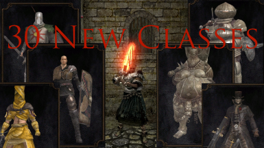 Starting Classes for NPC Cosplay