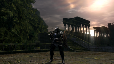 Dark Souls 3 Knight set