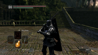 Black Steel Tarkus Armor (Metallic Iron)