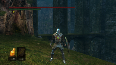 solaire armor without shoulder protections