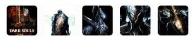 Deskstop Icon for Dark Souls
