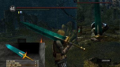 Classic moonlight greatsword