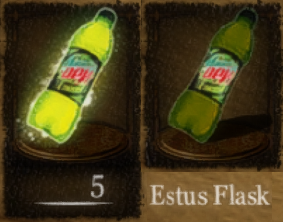 Mountain Dew Estus Flask Icon