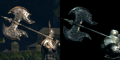 Silver or Steel-Greataxe