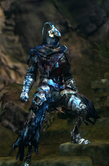 Artorias HD Bloody Set Front 1