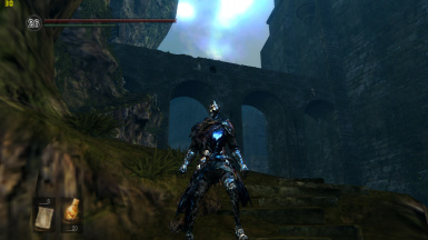 Artorias HD Bloody Set Front 2