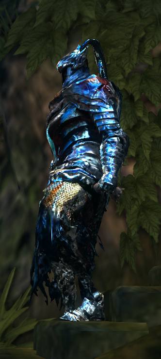 Artorias HD Bloody Set Left