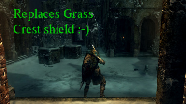 The Blessed Shield