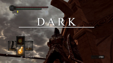 Pimped HUD with Dark Souls II elements